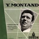 Pierre Arvay Yves Montand, La Goualante du pauvre Jean