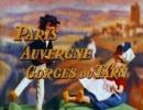 Pierre Arvay Paris ‑ Auvergne, gorges du Tarn